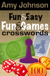 Fun & Easy Fun & Games Crosswords