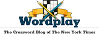 WordPlay: The Crossword Blog of the New York Times