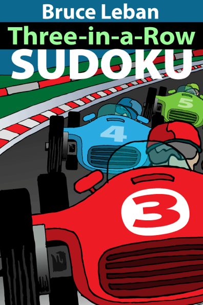Three-in-a-Row Sudoku #3