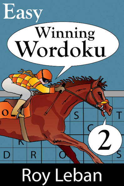 Winning Wordoku Easy #2