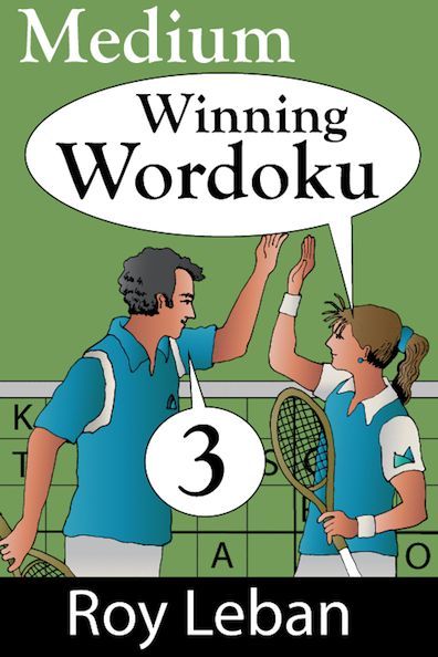 Winning Wordoku Medium #3